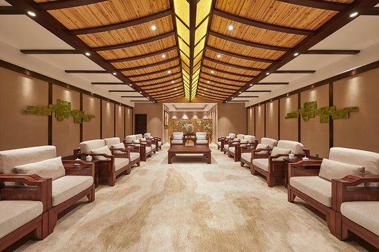 Danzhou, China: Bar/Lounge