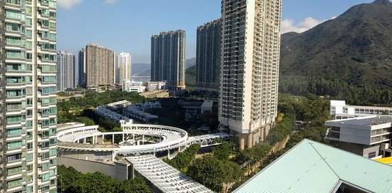 One of the best hotels in Hong Kong!