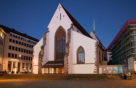 Basel Historical Museum - Barfuesserkirche
