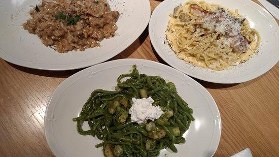 Cucina del NABUCCO: リゾット、パスタ増量サイズ