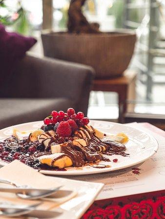 Unserer Blueberry-Banana-Pancakes - Besser gehts nicht
