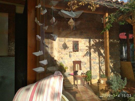 Kasteli, Greece: Το Σίδερο του Decauville