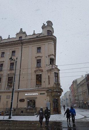 McDonald's along Ulica Grodkza