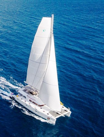 Lagoon 620 My Destiny,  the flagship of our fleet is  based in SCT Marina Trogir.