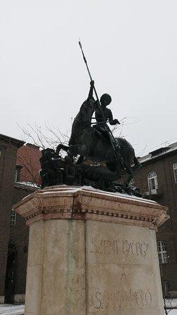 Szeged, Hungary: Внешний вид памятника