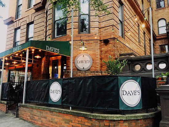 Birmingham, AL: Dave's is like the cheers of the South! This one of my all time favorites. Gorgeous historical building.