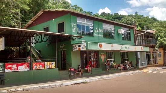 Porto Maua: Lufer Bar e Lancheria