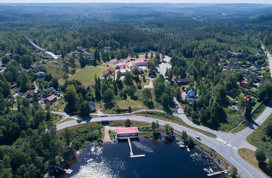Hindas, Sweden: Hindåsgården översikt