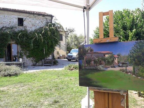 Force, Italia: towards the studio