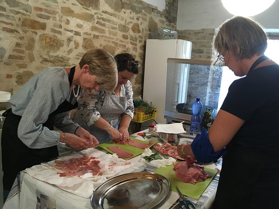 Force, Italy: Cooking Course at The Retreat