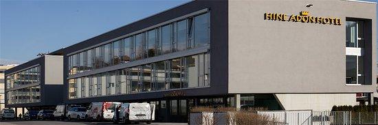 Belp, Ελβετία: Hauptgebäude