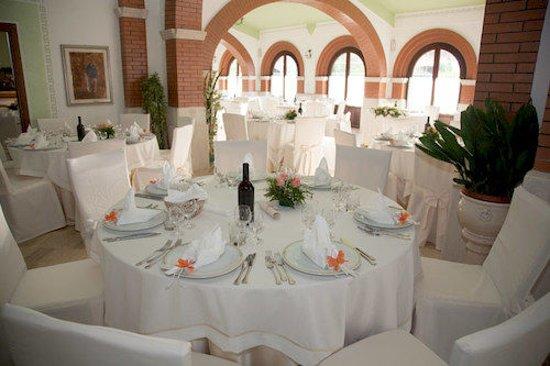 Castelnuovo Cilento, Италия: allestimento per ricevimenti