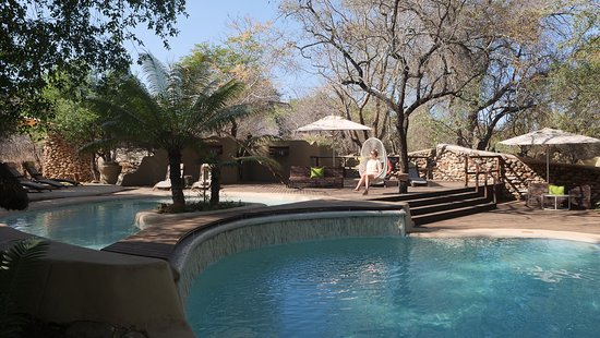 Ulusaba Private Game Reserve, Sudáfrica: Pool