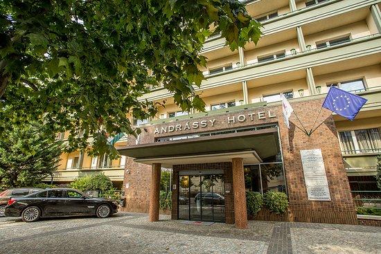 Mamaison Hotel Andrassy Budapest, hôtels à Budapest