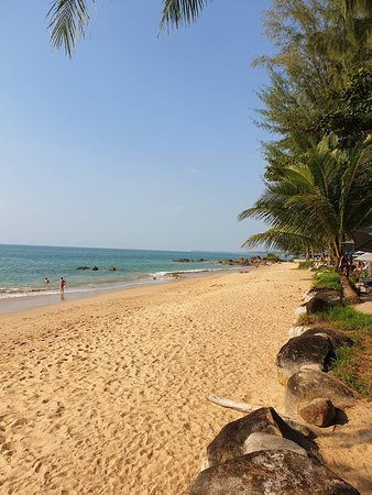 Immersion in the wonderful Khaolak nature