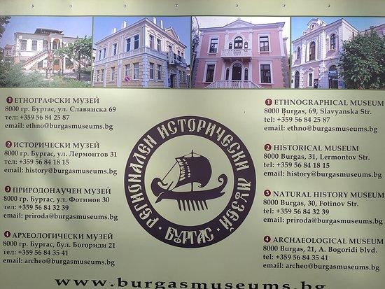 Natural History Museum Burgas