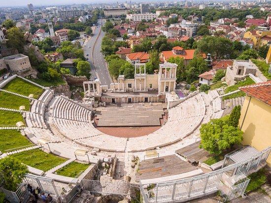 Plovdiv Amphetheater