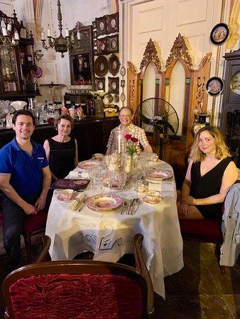 Restaurante Museo 1514: Quelque soit le contexte, ce resto-musée à Cuba est un must! On l'a tous adoré.