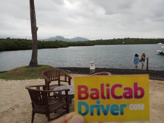 Bali Cab Driver