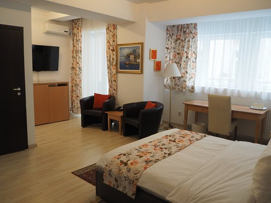 Bucur Accommodation: King double with balcony