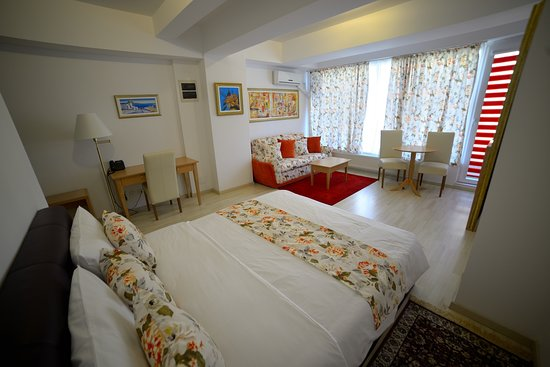 Bucur Accommodation: Superior double with balcony