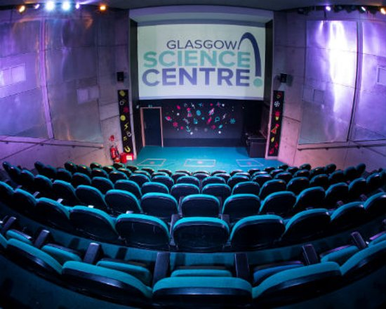 Glasgow Science Centre: Science Show Theatre