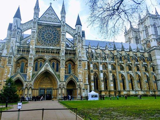 Guri in London: Abadia de Westminster