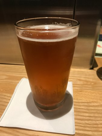 Grub Burger Bar: Magic Hat #9 IPA