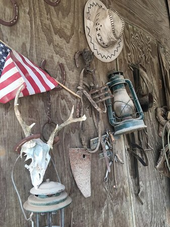 Jesse James Riding Stables - Stables