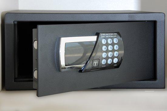 Cassaforte Elettronica molto capiente  - per i tuoi dispositivi come palmari e Tablet