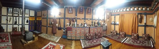 Paro, Bhutan: Aum Choden's Dining