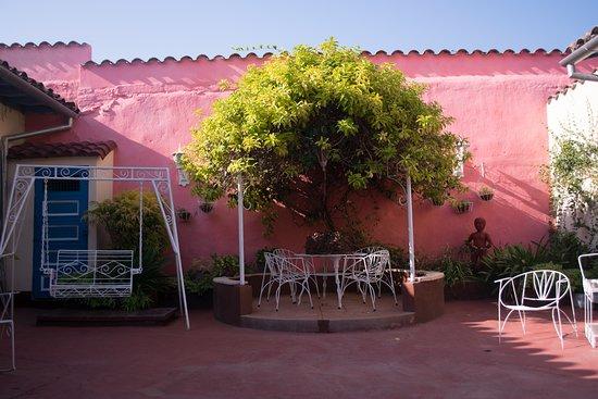 Remedios, Cuba: Jardin