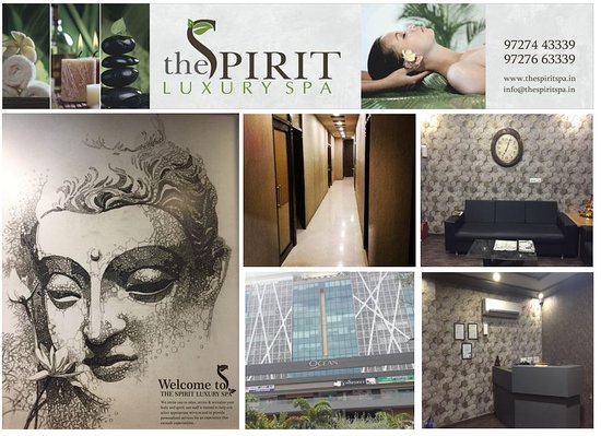 ‪The Spirit Luxury Spa‬
