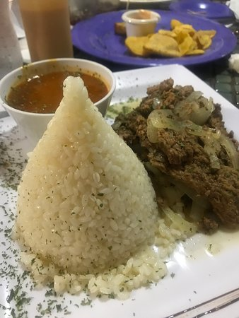 Great for family eating out and tasty good soul food.