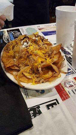 Lake Providence, Луизиана: Zips Cajun Restaurant