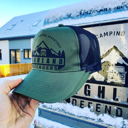 Highland Defenders Caps now available!