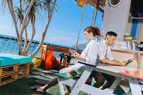 La Beach House Nhon Ly Quy Nhon: La beach house