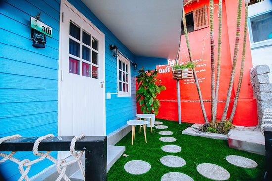 La Beach House Nhon Ly Quy Nhon: Family house