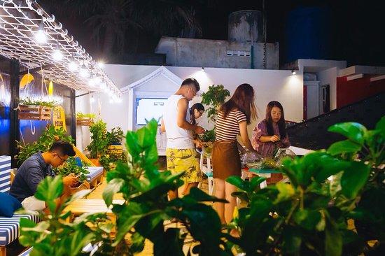 La Beach House Nhon Ly Quy Nhon: BBQ