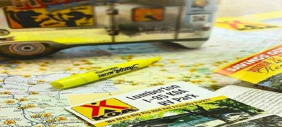 Lumberton KOA is half-way between Maine & Fla. Plan your stopover with us.