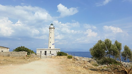 Lighthouse of Gythio