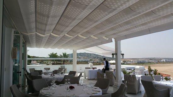 Terraza Del Restaurante Picture Of Hotel Club Le Mirage