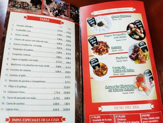 Restaurante la Cencerra en Puerto del Rosario, Fuerteventura