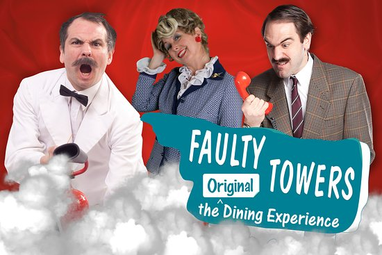 ‪Faulty Towers the Dining Experience‬
