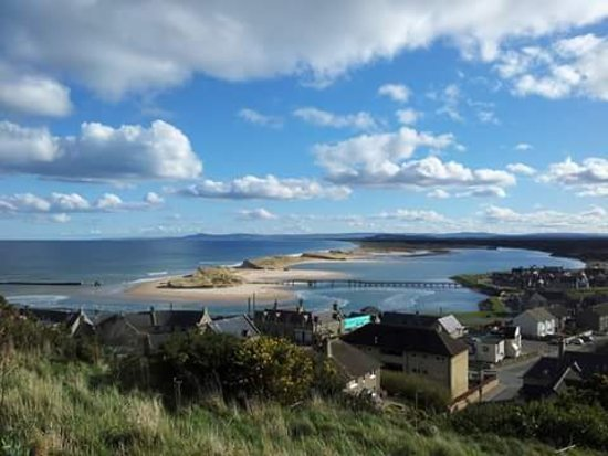 Элгин, UK: The Jewel of Moray - Lossiemouth Beach