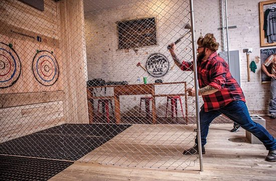 Social Axe Throwing Orem