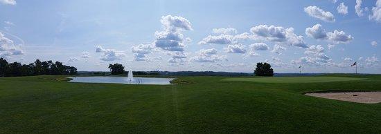 Grand View Golf Club: Hole #18