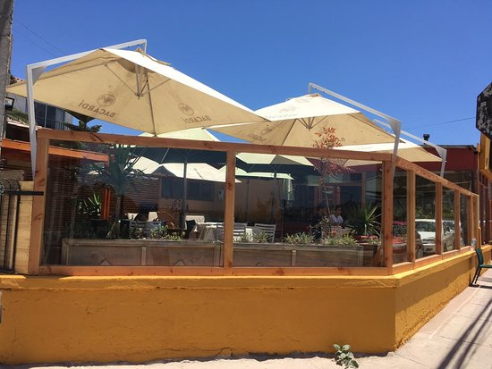 Magnolia restaurant la herradura: Nuestra nueva fachada 2019