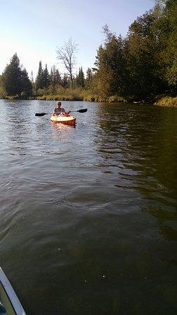 Glennie, Мичиган: Kayaking