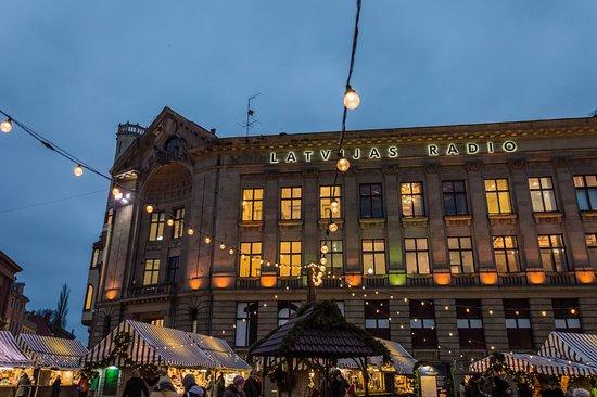 Building of Latvian Radio